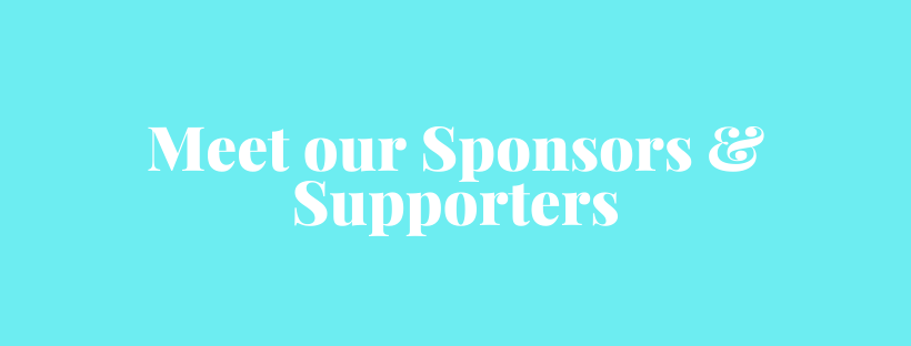Meet our Sponsors & Supporters